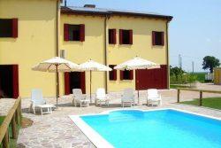 Vakantie accommodatie Adriatische kust,Noord-Italië,Veneto / Venetië Italië 4 personen