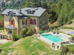 Vakantie accommodatie Italiaanse meren,Lago Maggiore,Noord-Italië,Piemonte Italië 12 personen