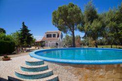 Vakantie accommodatie Puglia Italië 10 personen