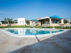 Vakantie accommodatie Puglia Italië 11 personen