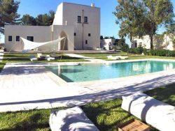Vakantie accommodatie Puglia Italië 18 personen
