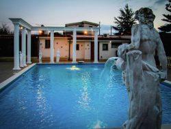 Vakantie accommodatie Rome / Lazio Italië 12 personen