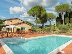 Vakantie accommodatie Rome / Lazio Italië 8 personen