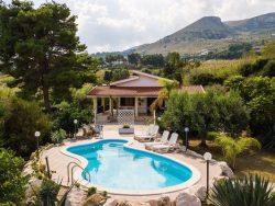 Vakantie accommodatie Sicilië Italië 9 personen