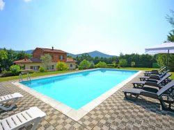 Vakantie accommodatie Toscane Italië 10 personen