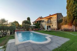 Vakantie accommodatie Toscane Italië 11 personen