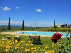 Vakantie accommodatie Toscane,Florence en omgeving Italië 6 personen