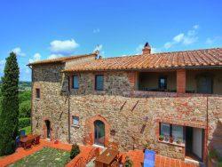 Vakantie accommodatie Toscane,Siena en omgeving Italië 6 personen