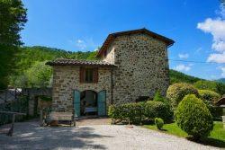 Vakantie accommodatie Umbrië Italië 3 personen
