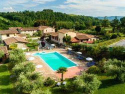 Vakantie accommodatie Umbrië Italië 7 personen
